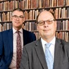 Brian Inkster and David Flint - Inksters Solicitors
