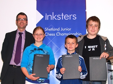 Inksters Shetland Junior Chess Champions 2012