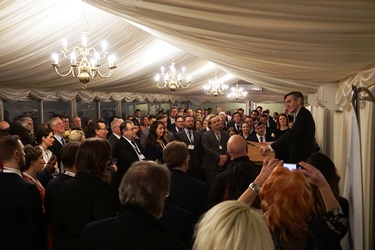The Parliamentary Review Gala - Jacob Rees-Mogg
