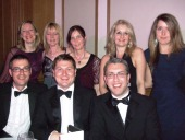 Inksters at The Law Awards of Scotland 2010