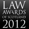 Law Awards of Scotland 2012