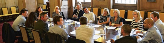 Legal IT Roundtable 2014 - Law Society - London