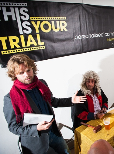 This is Your Trial - Brian Inkster - Barry Ferns