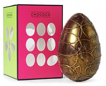 chococo gold easter egg